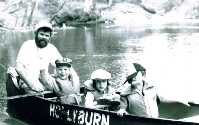 hollyburn canoe